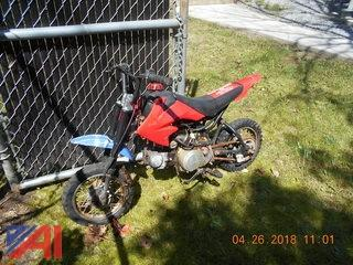 Coolster Speedmax Motorcycle