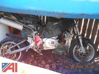 Motorsport Motorcycle