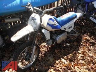 Yamaha Jianshe Motorcycle