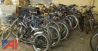 (21) Assorted Bicycles