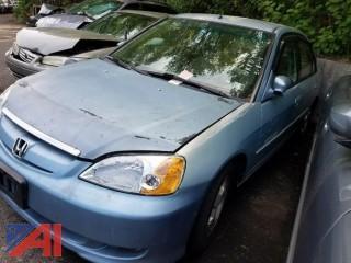 2003 Honda Civic 4 Door