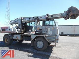 2001 Gradall 3100 RBM Excavator