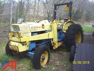 1972 Ford D4024C Tractor