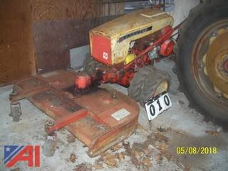Gravely Super Mower