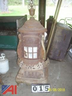 Antique Coal Stove