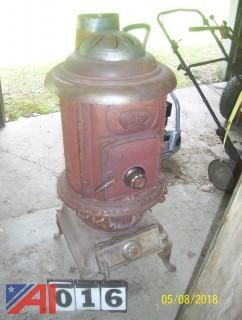 Antique Comfort Stove