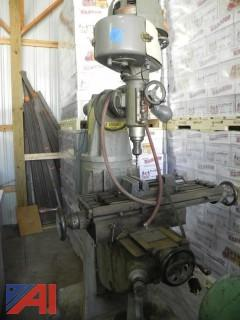 Vertical Milling Machine (#4)