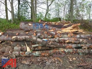 Softwood Pile