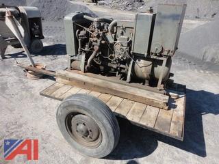 Trailered Military Generator