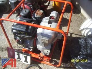 "3"" Multi Quip Trash Pump"