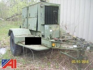 Hercules 30KW Genset