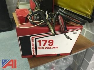 Marquette 179 Mig Welder