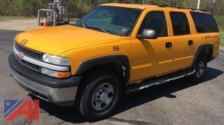 2002 Chevy Suburban 2500 SUV