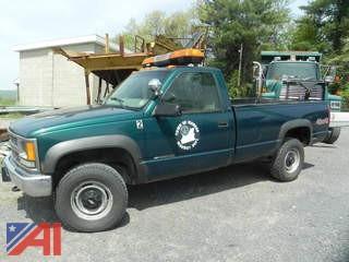 1998 Chevy C/K 3500 Pickup