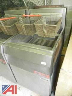 Vulcan TK65 Grease Fryer