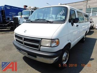 1996 Dodge B3500 Van