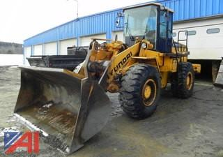 2004 Hyundai HL757-7 Wheel Loader