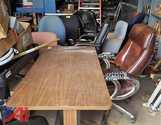 Assorted Office Furniture