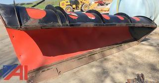 11' Tenco Funnel Plow (#8)