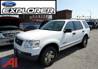 2006 Ford Explorer SUV/P610