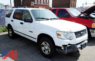 2006 Ford Explorer SUV/P608