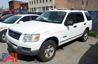 2006 Ford Explorer SUV/P605
