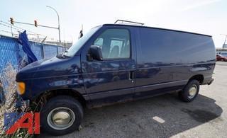 2001 Ford E250 Van/R2001