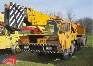 1977 P&H MT-250 Truck Crane