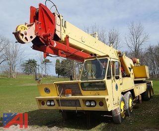 1973 P&H MT-250 Truck Crane