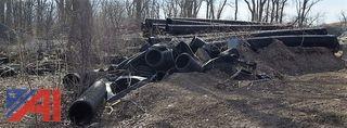 Black Drainage Pipes