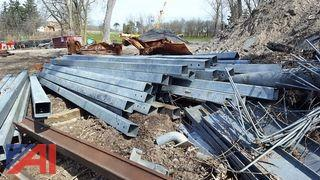 Large lot of Guard Rails & Associated Parts