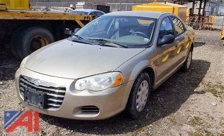 2004 Chrysler Sebring LX 4DSD