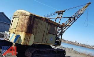 1967 Northwest MDL41 2DT Lattice Crane