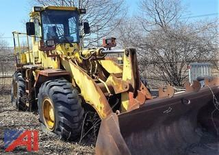 1998 Samsung SL120-2 Wheel Loader
