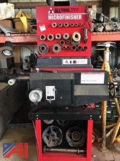 All Tool 777 Brake Lathe