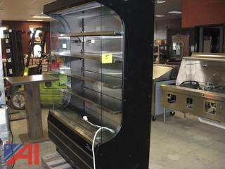 Vertical Open Display Merchandiser