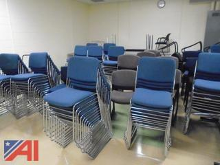(197) Conference Room Chairs