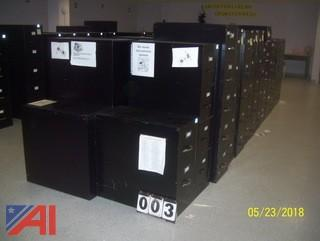 (59) Metal File Cabinets