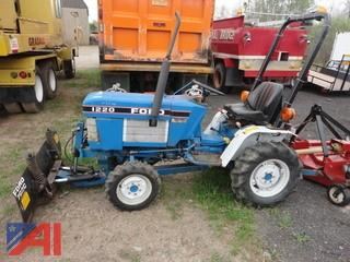 1989 Ford 1220 Tractor