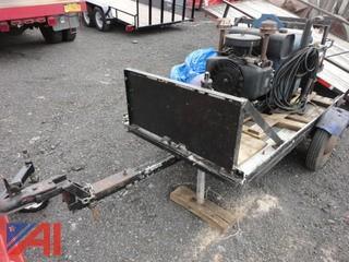 Miller AC-DC Arc Welder Generator