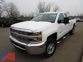 **5% BP** 2015 Chevrolet Silverado 2500 Pickup