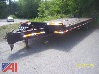 1995 Eager Beaver 10HA Tag A Long Trailer