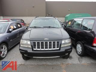 2004 Jeep Grand Cherokee SUV