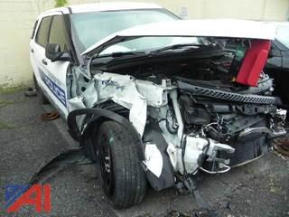 2015 Ford Explorer 4 Door/Police Vehicle (PARTS )
