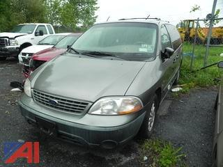 2001 Ford Windstar Van