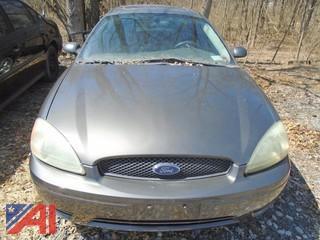 2004 Ford Taurus SES 4 Door