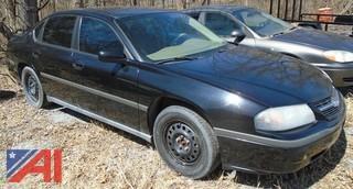 2005 Chevrolet Impala 4 Door