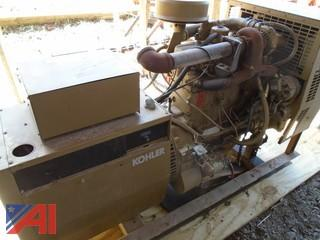 47.5 kw Kohler R Series Generator