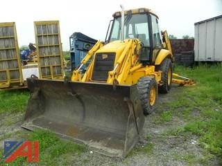 2000 JCB 215 Series 3 Backhoe