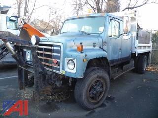1987 International 1654 Dump Truck